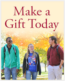 Make a Gift Today - Rider University